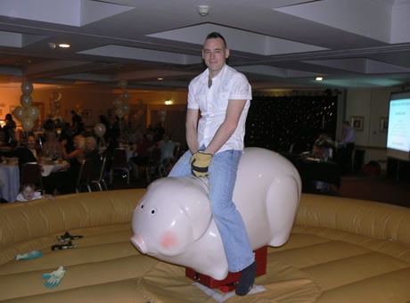 Rodeo Pig
