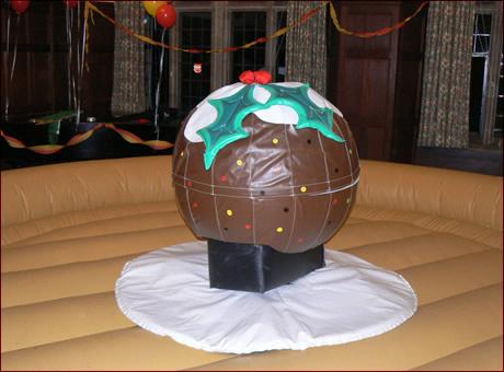 Rodeo Christmas Pudding